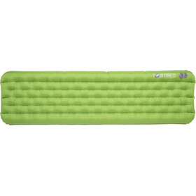 Big Agnes Insulated Q Core SLX Materassino Ampio Lungo 64x198cm, green